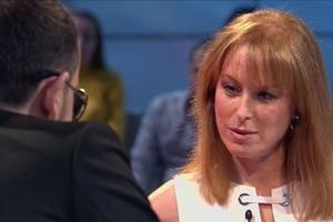 """Gloria Lomana explica en Cuatro su salida de Antena 3: """"No hubo conflicto con Ferreras"""""""