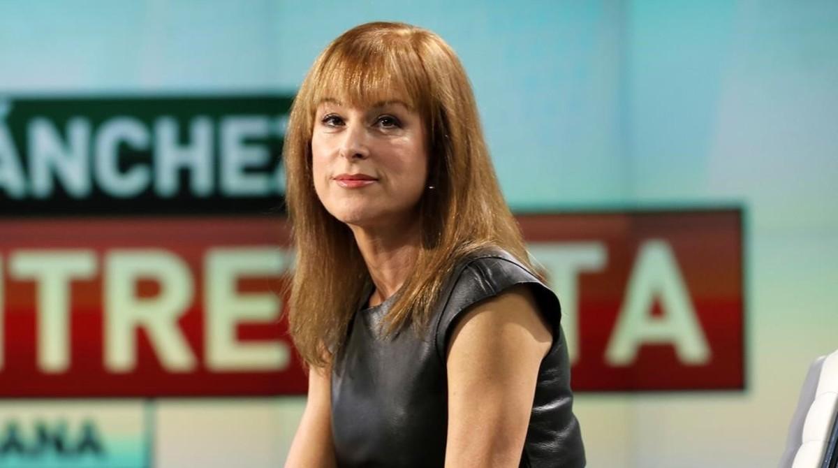 La periodista Gloria Lomana, exdirectora de los Servicios Informativos de Antena 3.