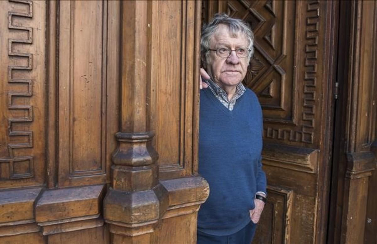 """Ian Gibson y España: una relación de """"amor y rabia"""""""
