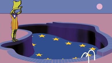 Saltar sin agua en Europa