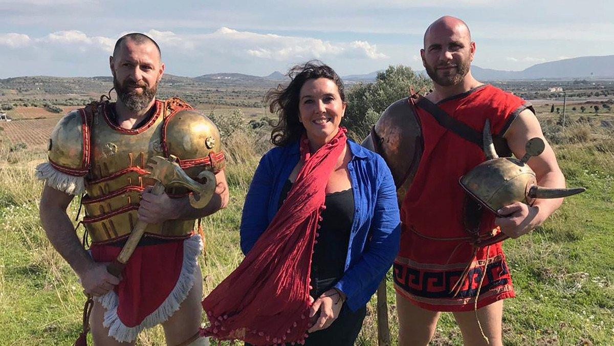 Movistar sigue los pasos de Ulises por las islas griegas