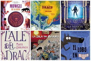 Literatura infantil i juvenil: 15 llibres recomanats per a Sant Jordi 2019