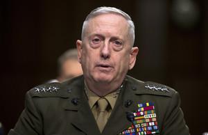El general James Mattis.