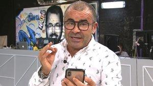 """Jorge Javier, víctima de una campaña en redes de la extrema derecha: """"Te sientes indefenso"""""""