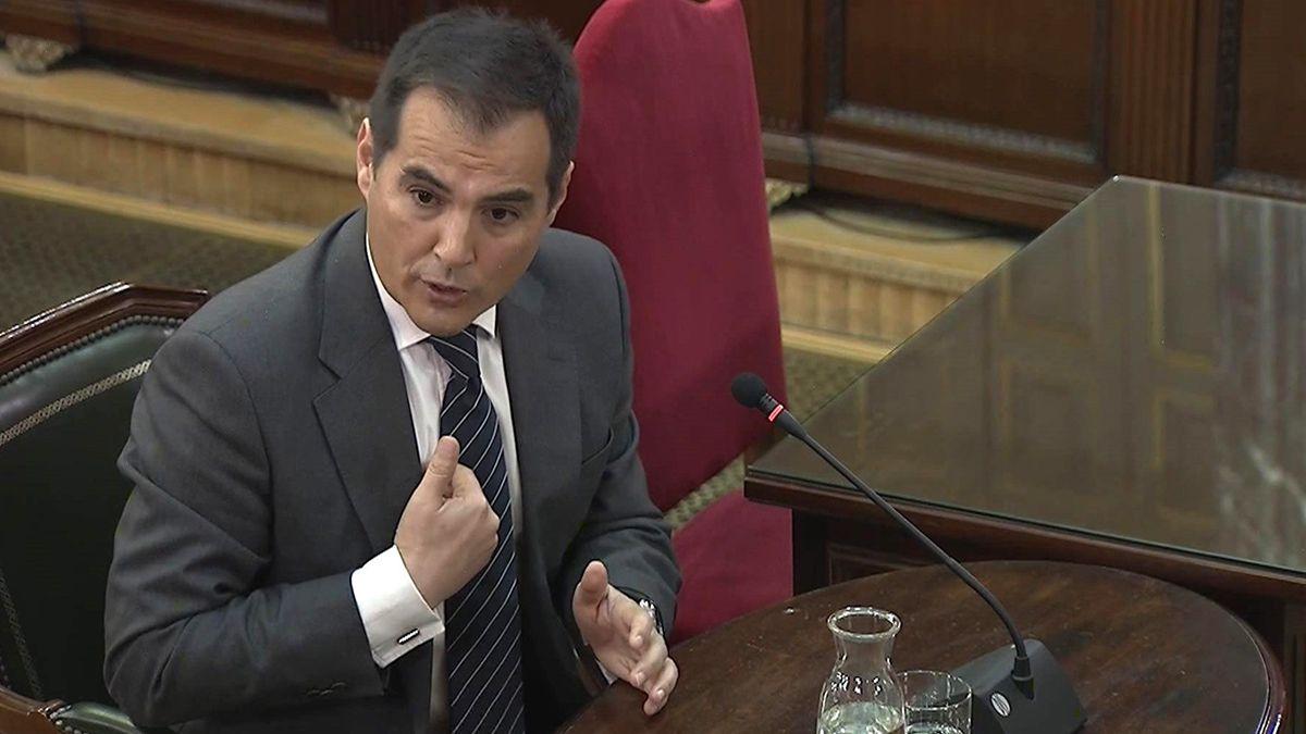 """José Antonio Nieto: """"El uso de la fuerza el 1-O fue el mínimo imprescindible."""""""