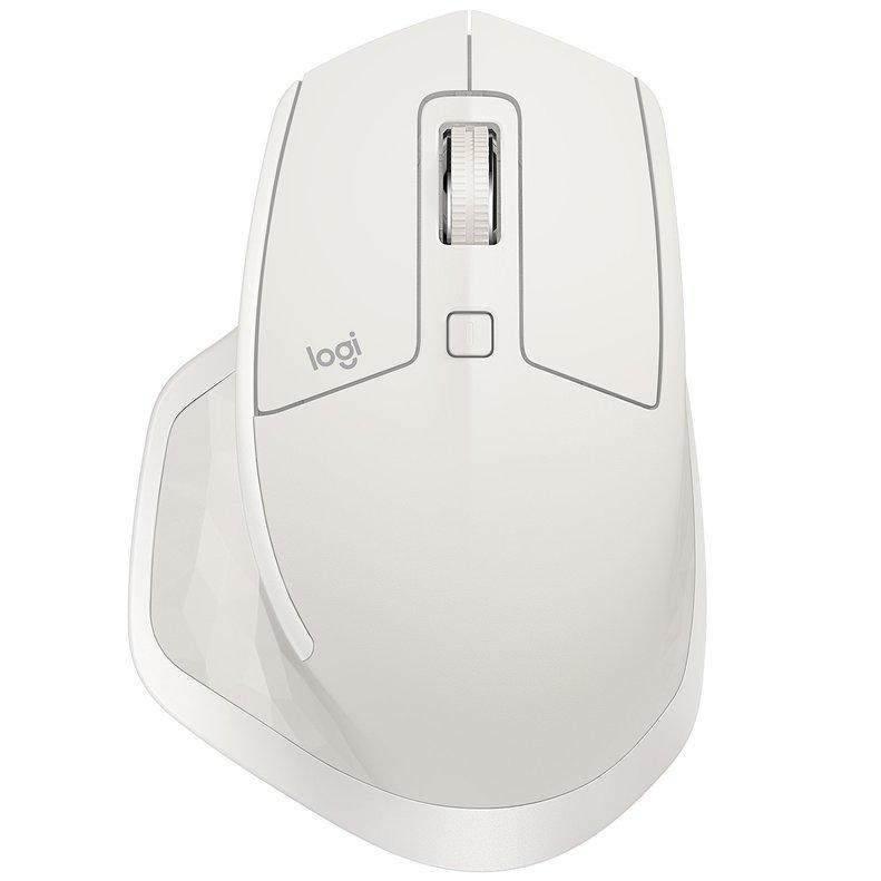 Ratón de Logitech que controla varios ordenadores.