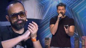 Risto Mejide pide a Daniel Zueras ('OT 2006') que se tome la revancha en su reencuentro en 'Got Talent'
