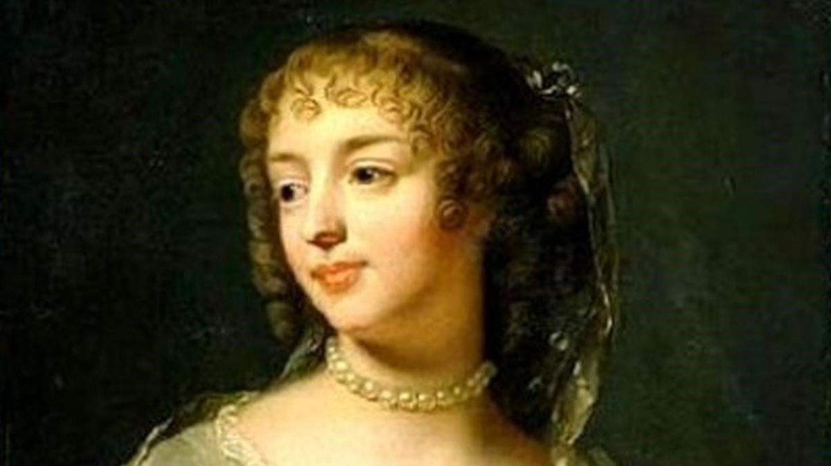 Madame de Sévigné.