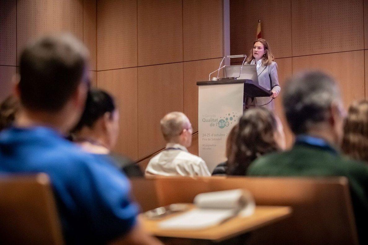Sabadell acull el Primer Congrés de l'Aire per avançar en la millora de la qualitat ambiental