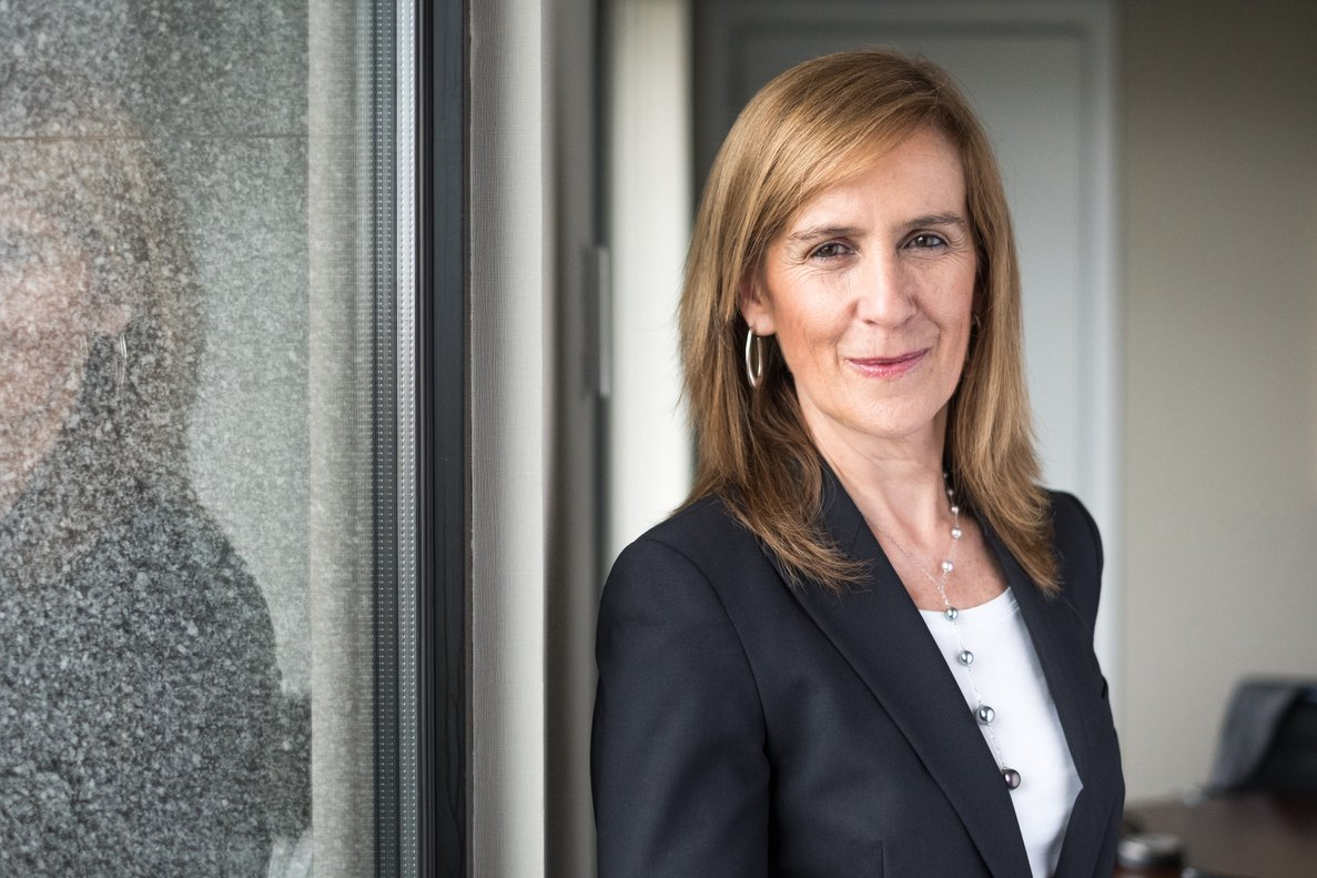Marieta Jiménez, presidenta de ClosinGap