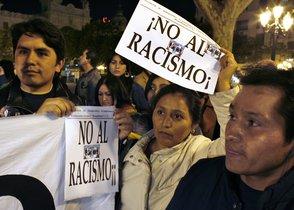 En Brasil la pena por actos racistas puede llegar a tres años de reclusión.