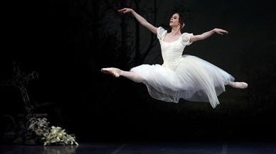 La magia de 'Giselle' cautiva a Peralada