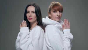 Mala Rodríguez y Najwa Nimri, en una imagen promocional de la cadena Fox.