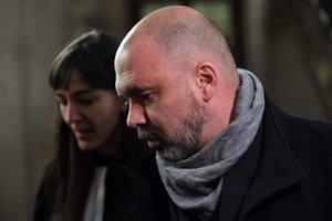 Nicolas Redouane, uno de los policías condenados.