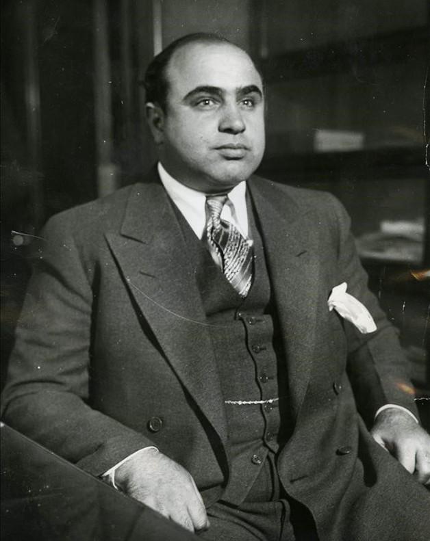 Al Capone disparó el jazz