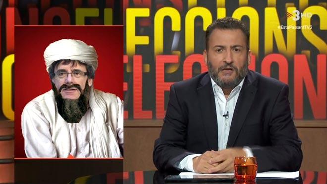 Puigdemont, como terroristas islámico (TV-3).