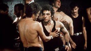 Al Pacino, en un fotograma de 'A la caza'