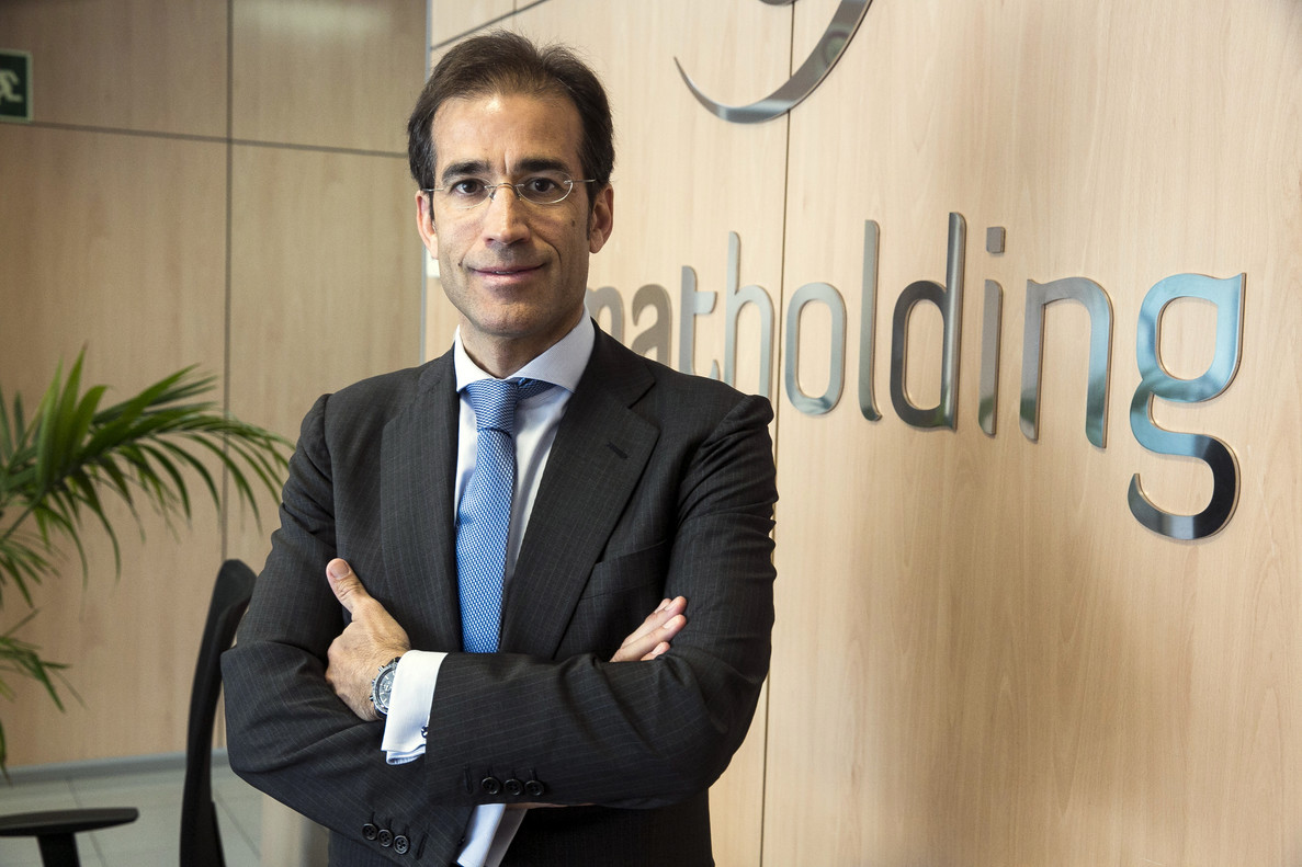 El consejero delegado de Mat Holding,Pau Relat.