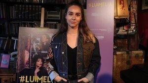 La actriz Paula Usero, Luisita en 'Amar es para siempre' (Antena 3) y protagonista de '#Luimelia' (Atresplayer Premium).