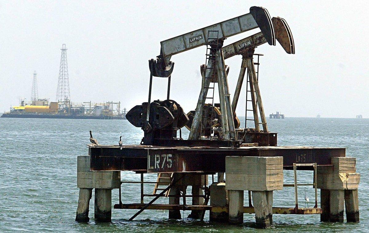 Venezuela pasó de ser la sexta productora de crudo del club petrolero a ocupar la décima posición.
