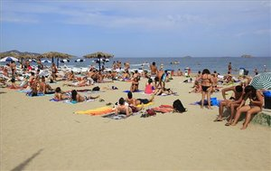Balcòning: molt greu un turista belga a Eivissa