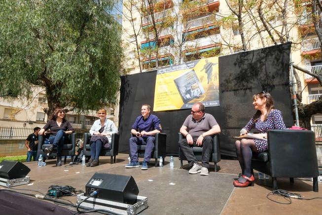 Presentación del libro sobre Ciutat Cooperativa en Sant Boi.