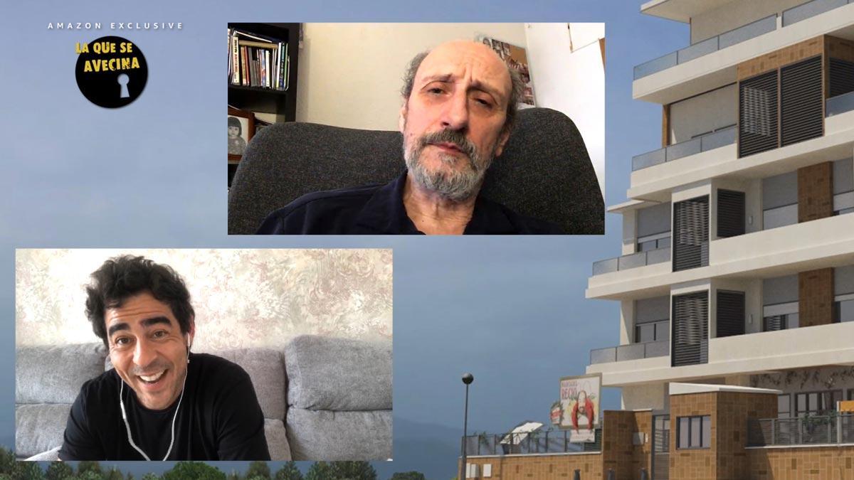'La que se avecina'. Entrevista con José Luis Gil y Pablo Chiapella sobre la temporada 12.