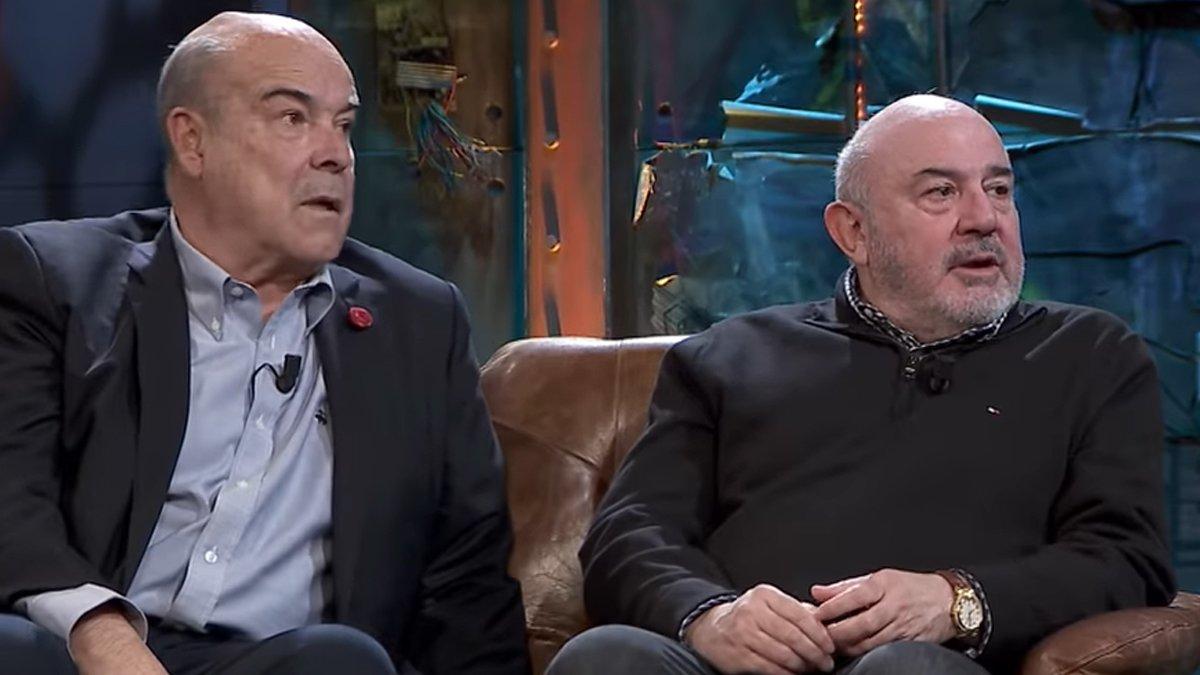 Antonio Resines y Jesús Bonilla se reencuentran en 'La resistencia' doce años después de 'Los Serrano'