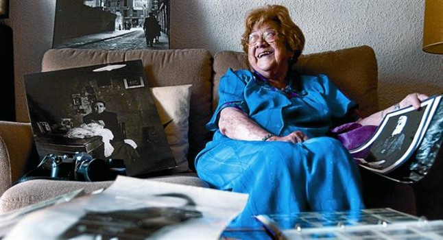"""Carme Garcia de Ferrando: """"Revelava les fotografies a la cuina de casa"""""""