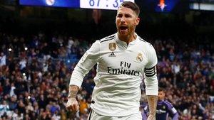 Sergio Ramos va donar positiu per dopatge a la final de Champions de 2017, segons Football Leaks