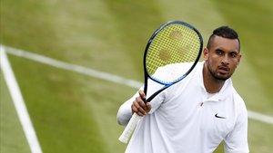 Kyrgios espera Nadal en la segona ronda de Wimbledon
