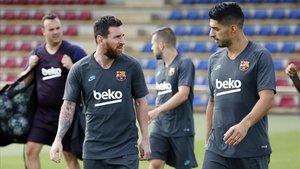 Un Barça amb Messi afronta un exigent debut a Dortmund
