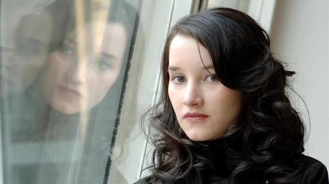 Anna Prohaska.