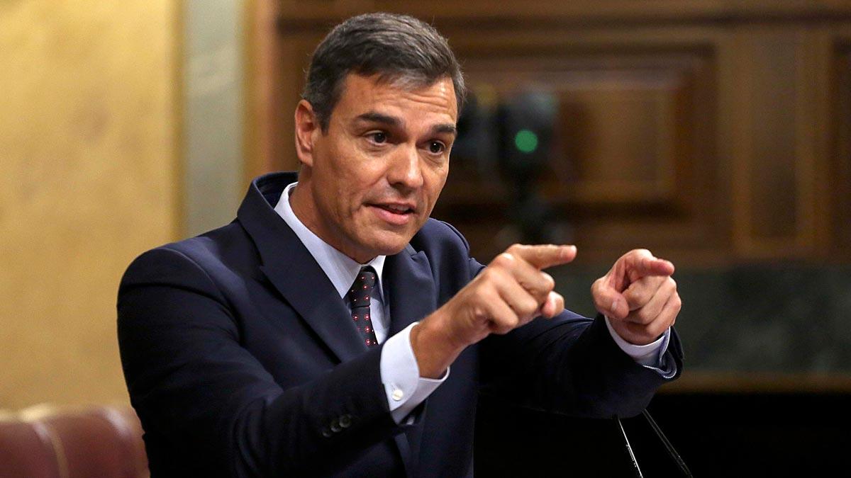 Sánchez pide a la oposición deje el bloqueo y permita un Gobierno progresista.