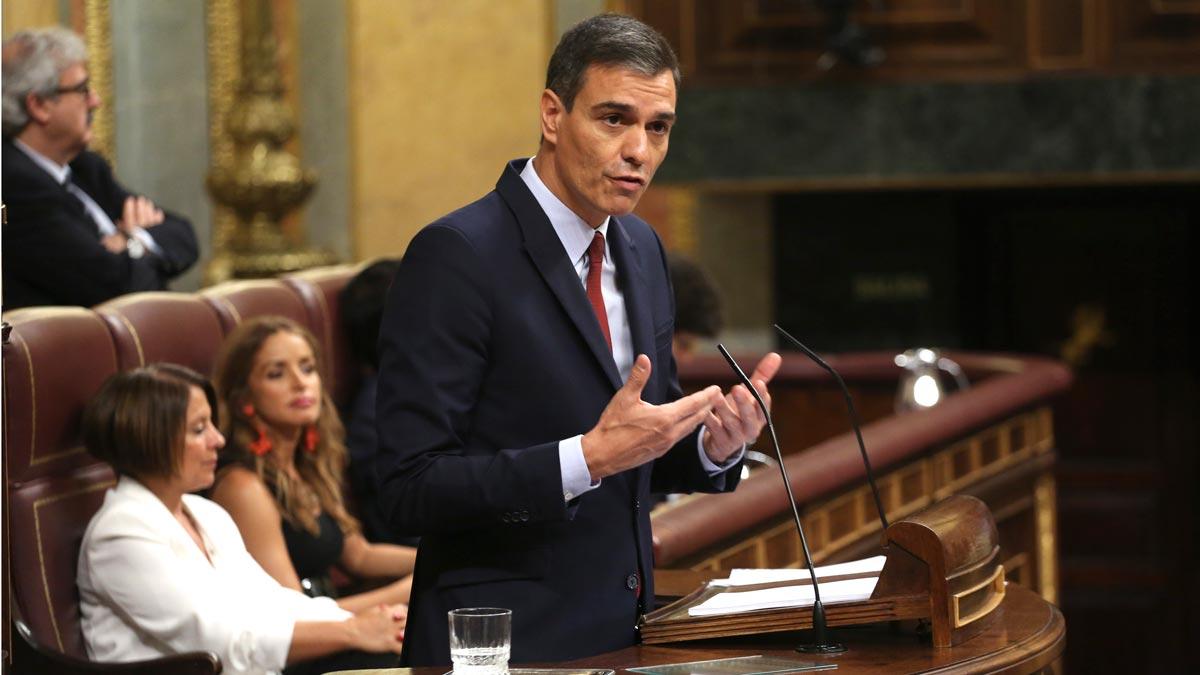 Sánchez, a quienes banalizan la violencia machista: Nos van a tener enfrente.