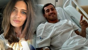 """El mensaje de Sara Carbonero tras el infarto de Iker Casillas: """"Hay que celebrar cada latido"""""""