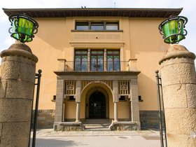 Sede de la Universidad Nacional de Educación a Distancia (UNED) de Santa Coloma de Gramenet.
