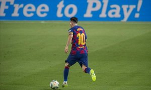 Messi paralitza la seva renovació i es planteja anar-se'n el 2021