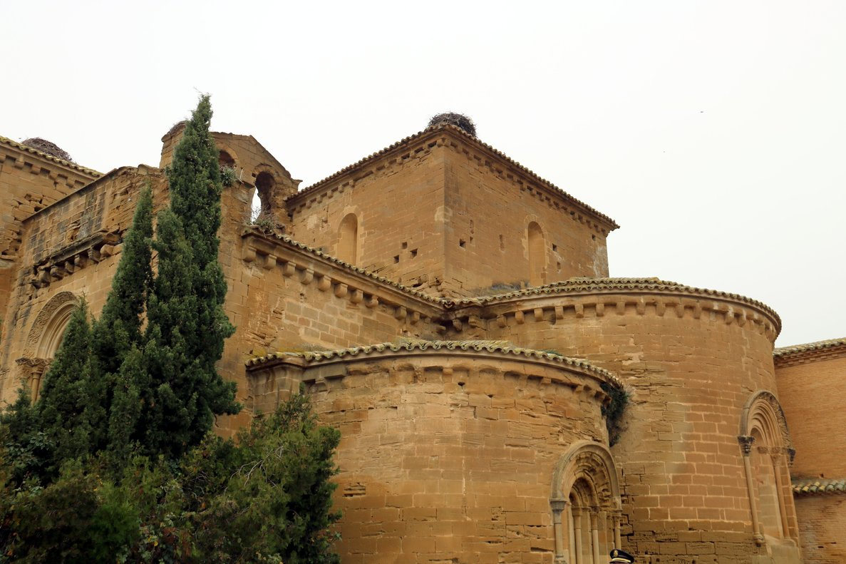 Les monges de Sixena deixaran el monestir el 2020