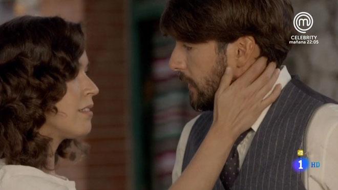 El trágico amor de Alejandra y Fernando, en 14 de abril. La República.