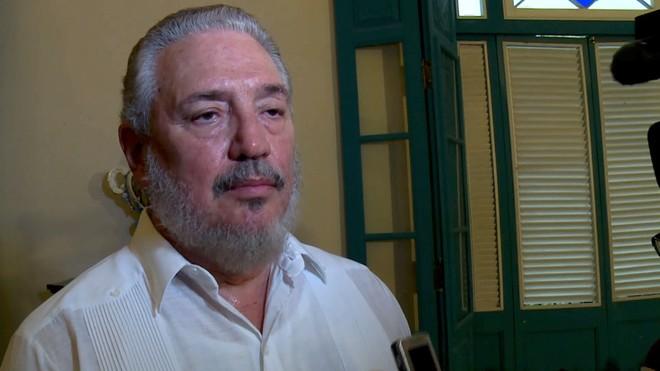 Se suïcida 'Fidelito', el fill gran de Fidel Castro.