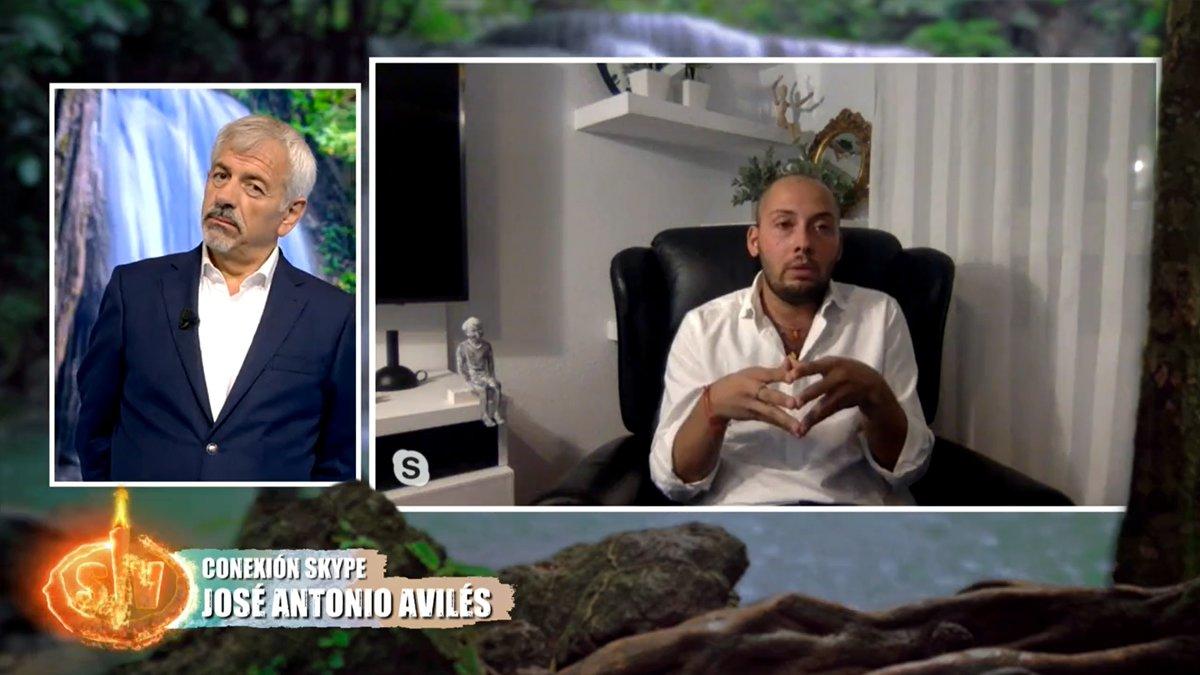 """El dardo de Sobera a Avilés en 'Supervivientes': """"Te has desintoxicado a base de intoxicar a los demás"""""""