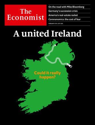 'The Economist' aboga por la unificación de Irlanda