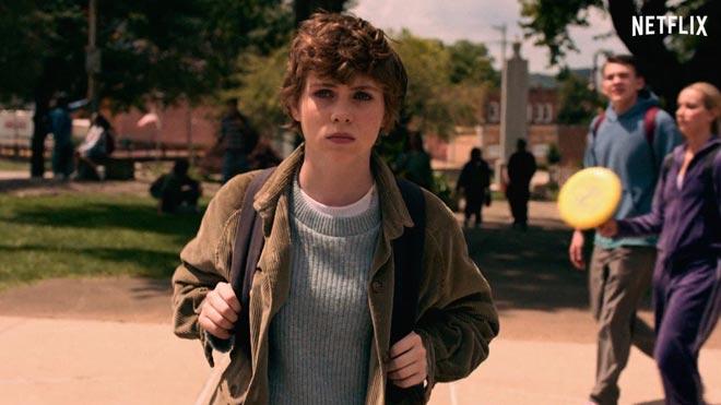 Tráiler de la serie de Netflix 'Esta mierda me supera', que da un nuevo giro al concepto de superhéroes.
