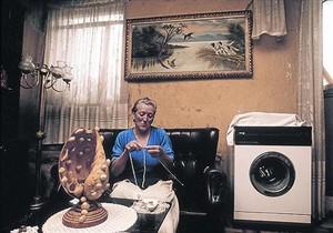 Tres de las imágenes de la exposición de Xurxo Lobato en la Fnac.