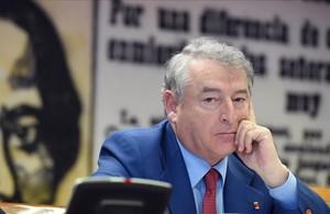 José Antonio Sánchez, actual presidente de RTVE.