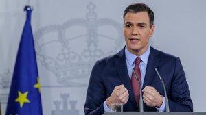 El coronavius canvia la política espanyola