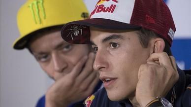 """Márquez: """"¿Qué si volvería al 'ranch'?, tranquilo que 'Vale' no me invitará"""""""