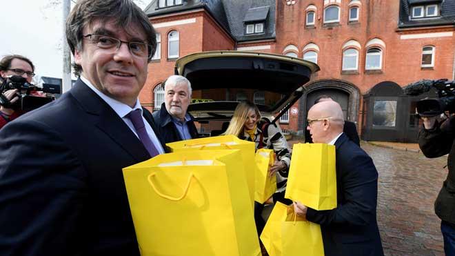 Puigdemont assegura que recorrerà la sentència del judici al procés