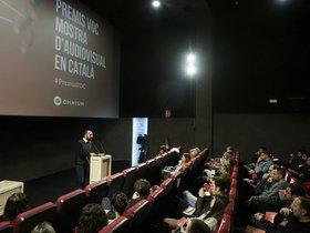 Premis VOC: descobrint els nous talents del cine català